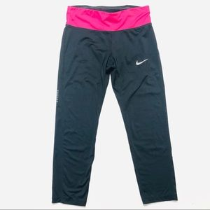 Nike Dri-Fit Power Essential Running Capris